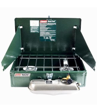 Coleman Coleman unleaded two burner stove, type 424