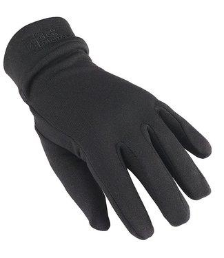 Trekmates handschoenen microfleece, zwart