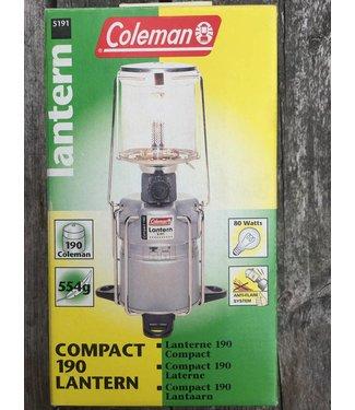 Coleman Coleman Compact 190 lantaarn