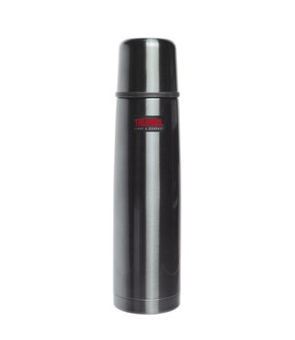 Thermos Thermos Thermax Light & Compact thermosfles staalblauw  0.75