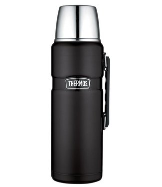 Thermos Thermos Thermax KING isoleerfles 1.2 liter, zwart blauw