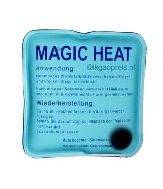 Relags Relags Magic Heat handwarmers, per 2 stuks