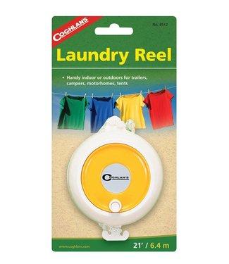 Coghlans Coglans Laundry Reel, uittrekbare waslijn