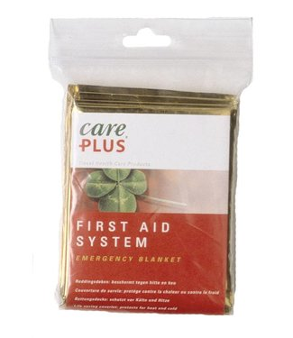 Care Plus Care Plus Emergency Blanket
