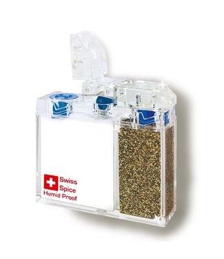 Swiss Advance waterdichte zout- en peperstrooier