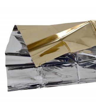 Relags Relags reddingsdeken goud/zilver