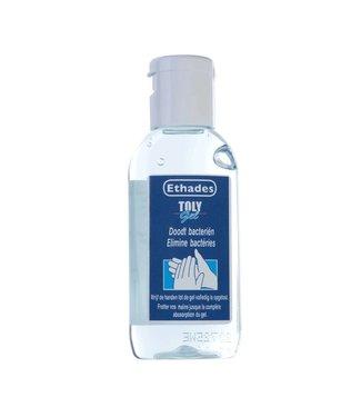 Toly Toly antibacteriele hand gel 50 ml.