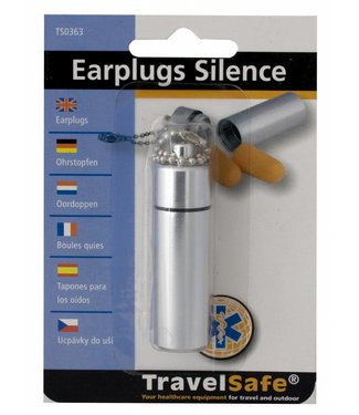 Travelsafe Travelsafe Oordopjes Silence
