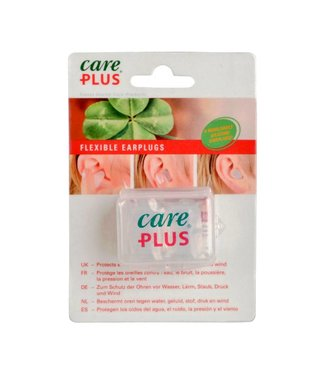 Care Plus Care Plus Flexible Earplugs, 4 stuks