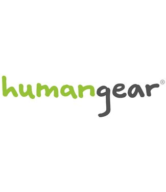 Humangear Humangear GoToob 60ml set 3 stuks, zwart