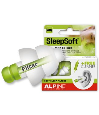 Alpine Alpine SleepSoft earplugs