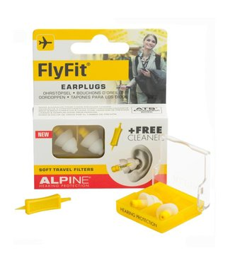 Alpine Alpine FlyFit earplugs