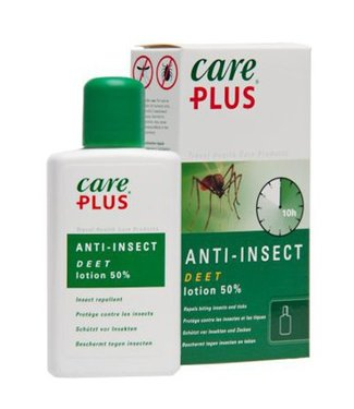 Care Plus Care Plus DEET lotion 50%