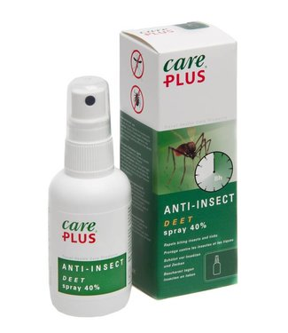 Care Plus Care Plus DEET spray 40% anti-muggenmiddel