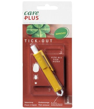 Care Plus Care Plus Tick Out, tekentang