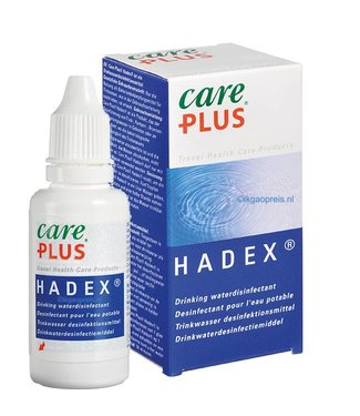 Care Plus Care Plus Hadex  waterdesinfectiemiddel