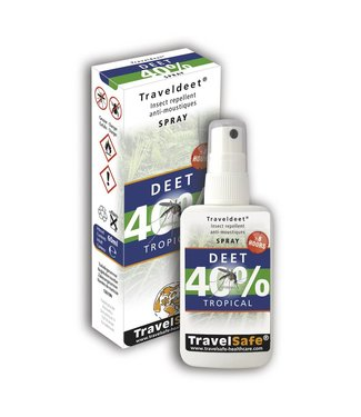 Travelsafe Travelsafe Traveldeet Spray 40%