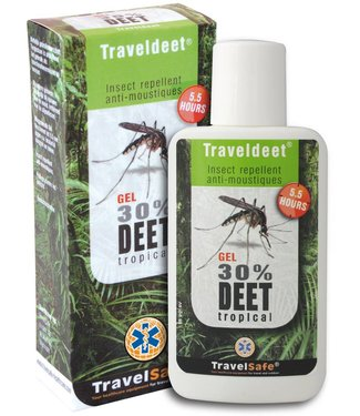 Travelsafe Travelsafe Traveldeet Gel 30%