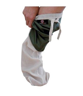 Travelsafe Travelsafe anti bloedzuiger sokken