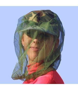 Relags Relags No-see-um hoofdnetje tegen muggen