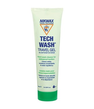 Nikwax Nikwax Tech Wash Travel Gel 100 ml.