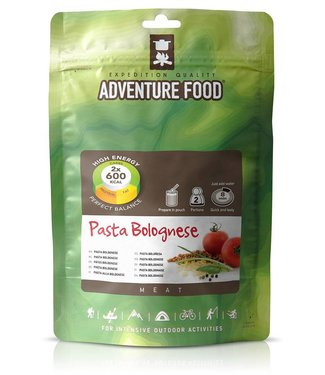 Adventure Food Adventure Food Pasta Bolognese, 2 persoons