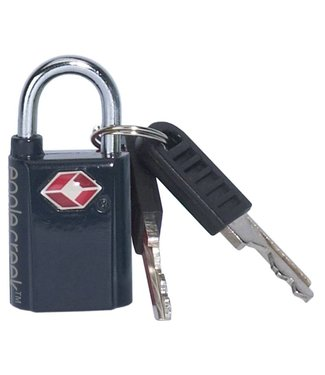 Eagle Creek Eagle Creek Mini Key TSA Lock, graphite