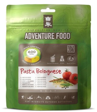 Adventure Food Adventure Food Pasta bolognese, 1 persoons