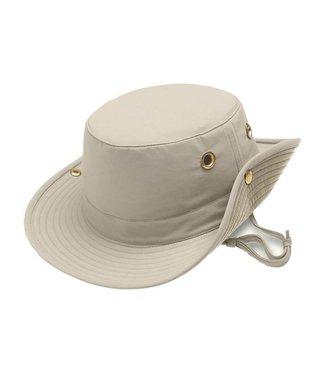 Tilley Tilley T3 katoenen hoed khaki