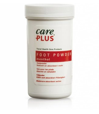 Care Plus Care Plus Footpowder 40 gram