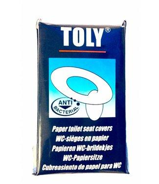 Toly Toly WC-brildekjes 10 st.