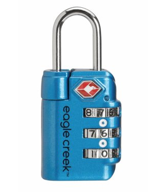 Eagle Creek Eagle Creek Travel Safe TSA Lock, brilliant blue