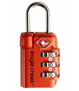 Eagle Creek Eagle Creek Travel Safe TSA Lock, flame orange