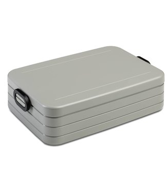 Mepal Mepal Lunchbox Take a Break L , zilver