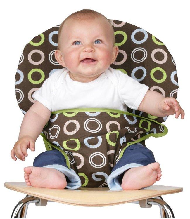 Opvouwbare Reis Kinderstoel.Totseat Opvouwbare Kinderstoel Voor Onderweg Chocolate Ik Ga Op