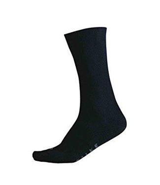 Falke Falke Double-dry sok, zwart