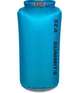 Sea To Summit Sea To Summit Ultra Siliconen Dry Sac 8 liter,  blauw