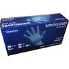 Sanogloves melkershandschoenen 4 mil - blauw