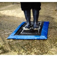 thumb-Disinfection mat with collection cover-1
