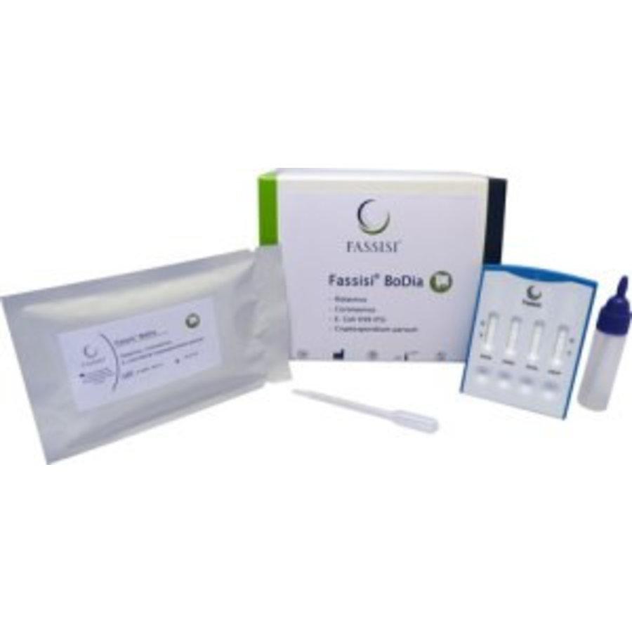 Bodia kalverdiarree sneltest (5 tests/doosje)-1