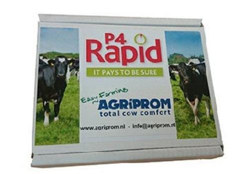 Progesterone rapid test P4 (10 or 25 pieces per box)