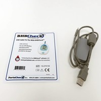 thumb-Porta BHBCheck Ketone bloedtest meter (excl. strips)-3