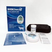 thumb-Porta BHBCheck Ketone bloedtest meter (excl. strips)-4