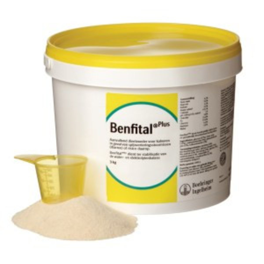 Benifital Plus 3kg a bucket-1
