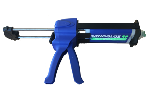 Dispensing gun for Sanoglue