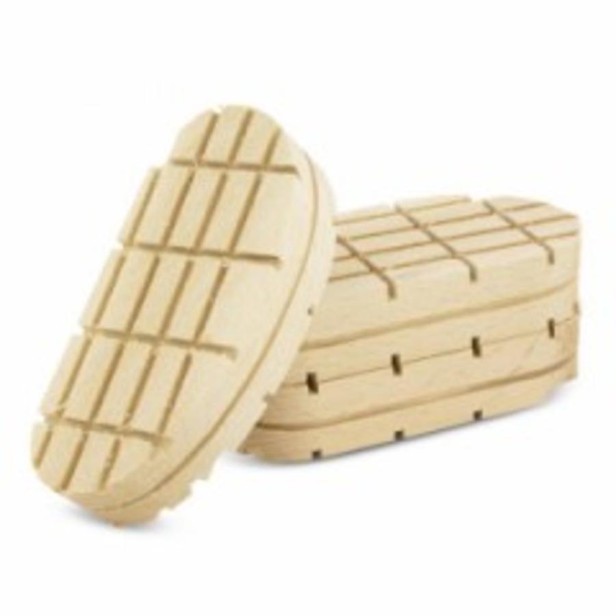 Hoof block wood (per piece)-1