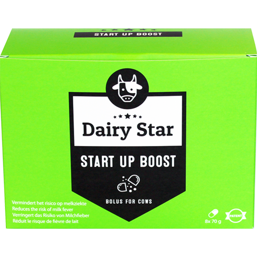 DairyStar Start Up Boost Bolus (8x 70g/doosje)-1