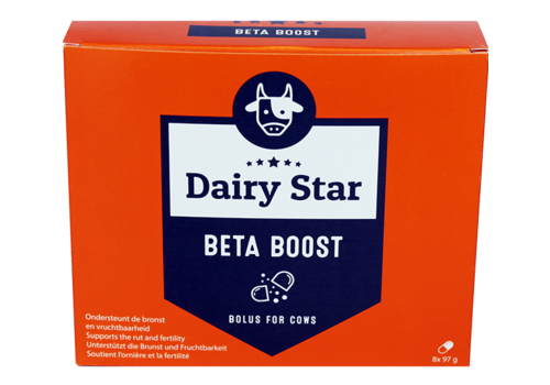 DairyStar Beta Boost Bolus (8x 97 g per box)