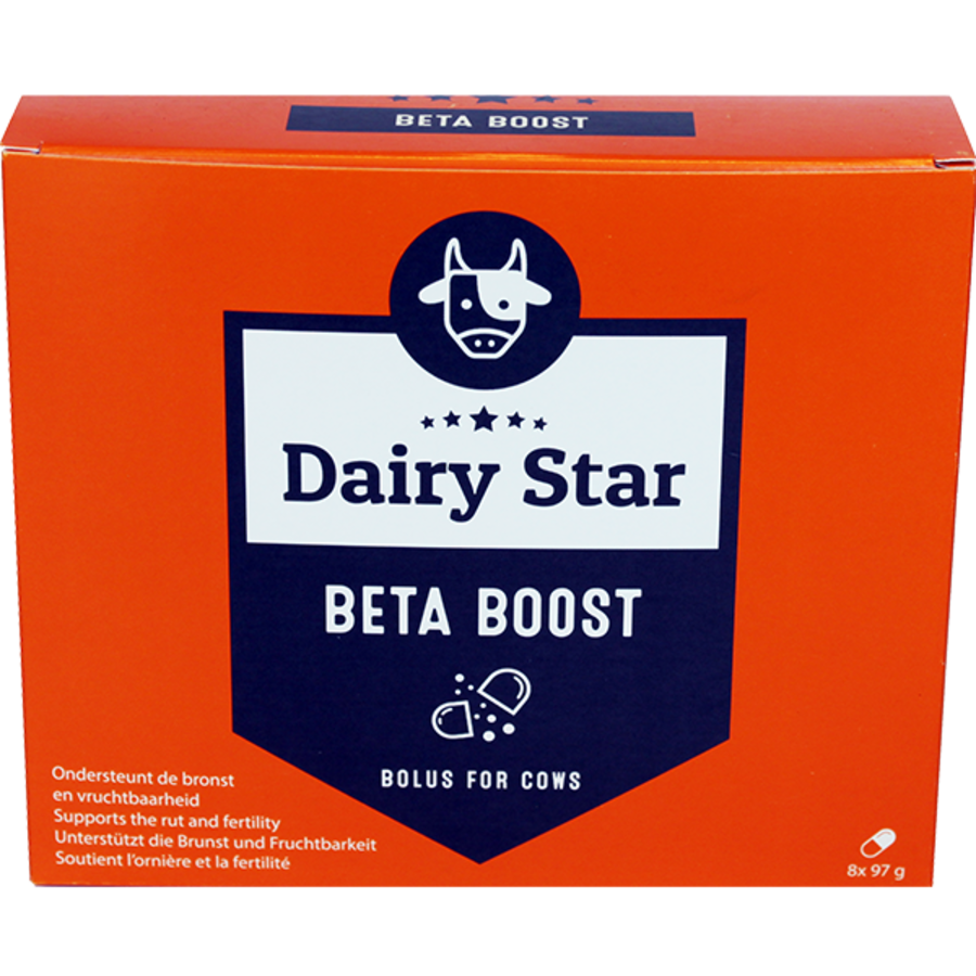 DairyStar Beta Boost Bolus (8x 97 g per box)-1