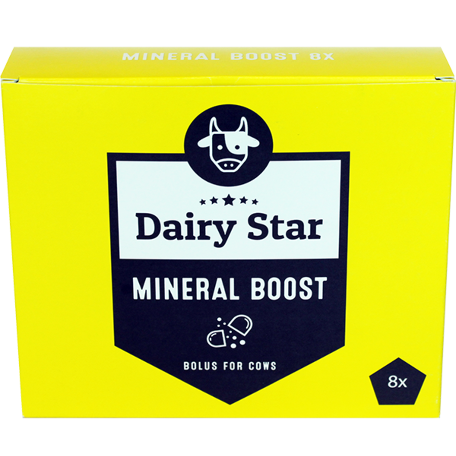 DairyStar Mineral Boost Bolus (8x110 g per box)-1